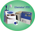 Chemalux 100OD Polish-Coat Rx Lens Making System