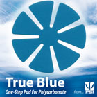 True Blue Fining Pad