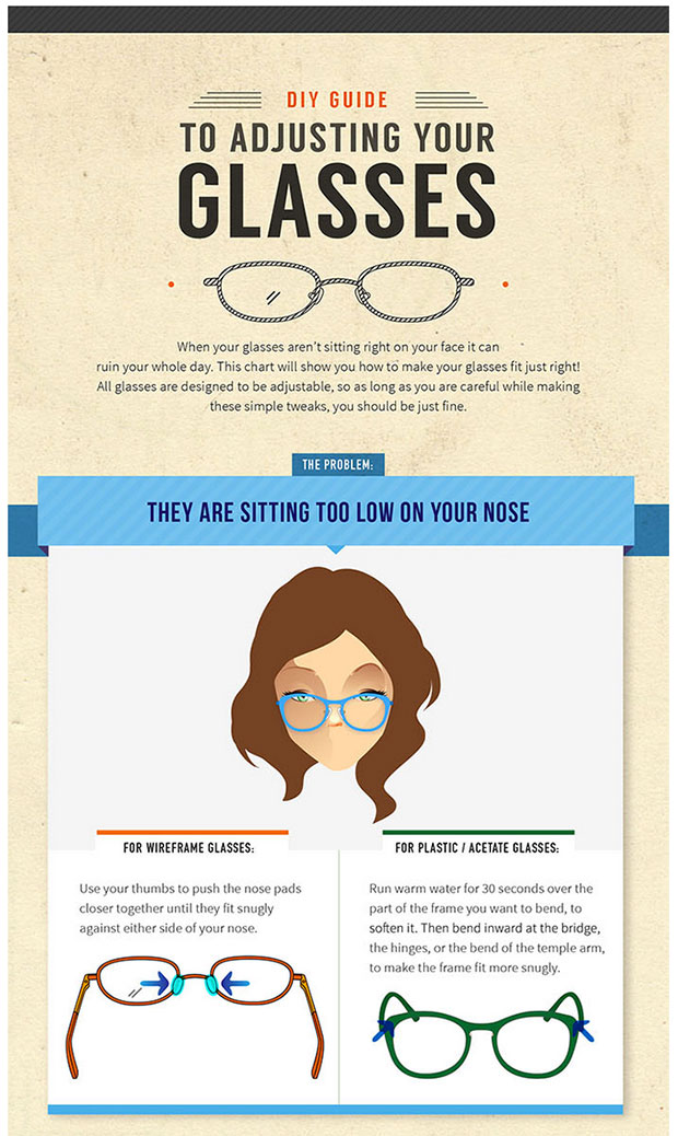 Diy Guide To Adjusting Your Glasses