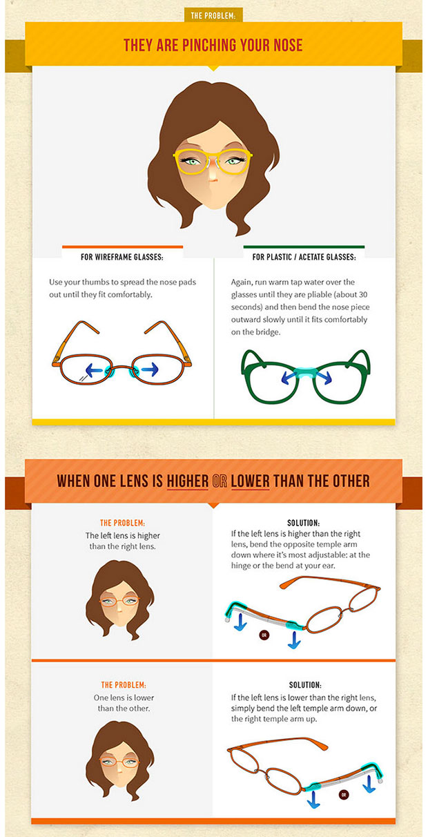 DIY Guide to Adjusting Your Glasses