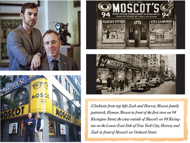 aff9f72c64f6 ... Moscot's wholesale business in the U.S. and abroad, offers stockists  and retail partners a differentiating factor given the brand's heritage, ...