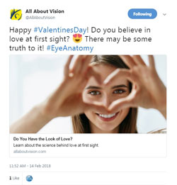 the science behind love at first sight