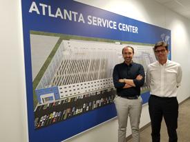 VM's Exclusive Look Inside Luxottica's New Atlanta Service Center