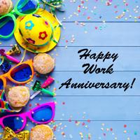 Happy Work Anniversary