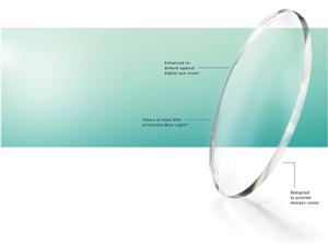 Lens Solutions for Digital Eye Strain