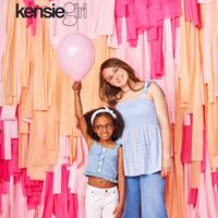 Eyeglasses Kensie Flare Pink Marble PINK MARBLE