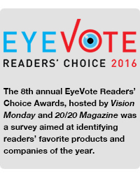 EyeVote Readers' Choice